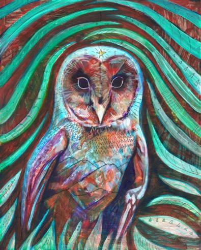 Owl Heart