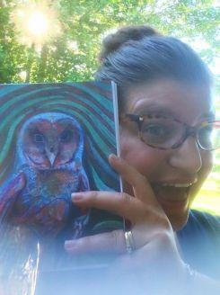 Amanda Harmeyer Redhead journal