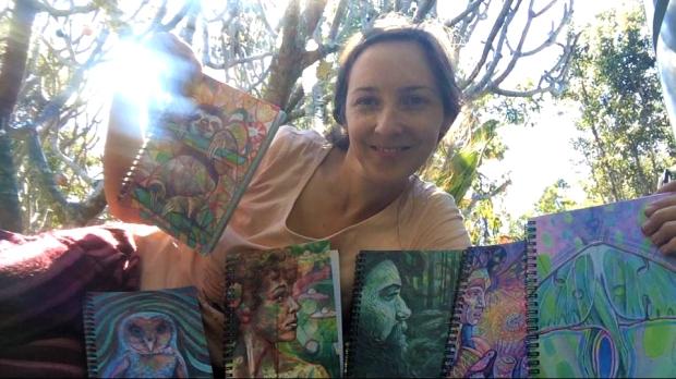 Anita McIntyre journals