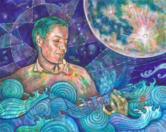 Portrait Commission by Elizabeth D'Angelo