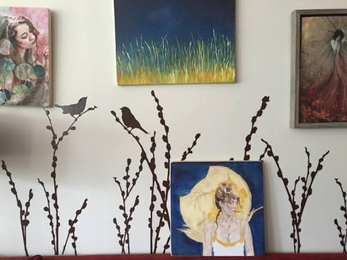 Robyn art wall copy