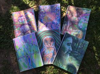 Notebooks from Anita