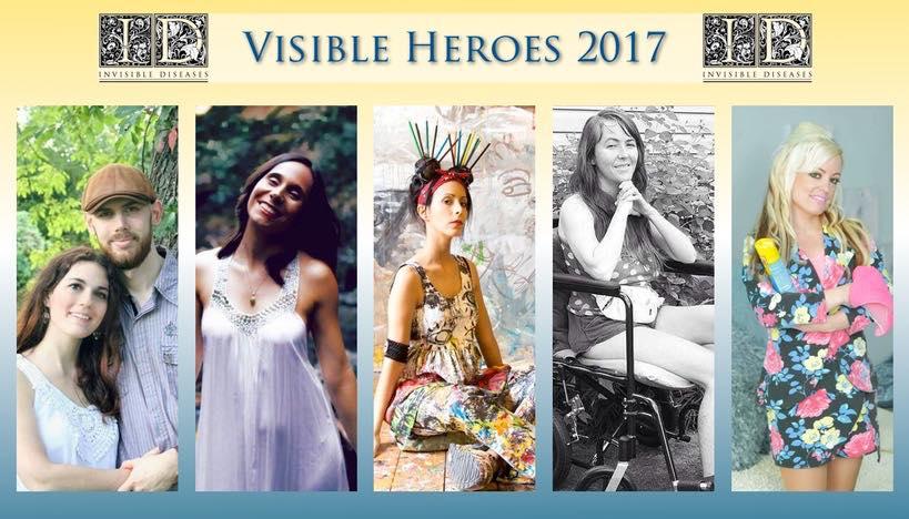 Visible Heros Award